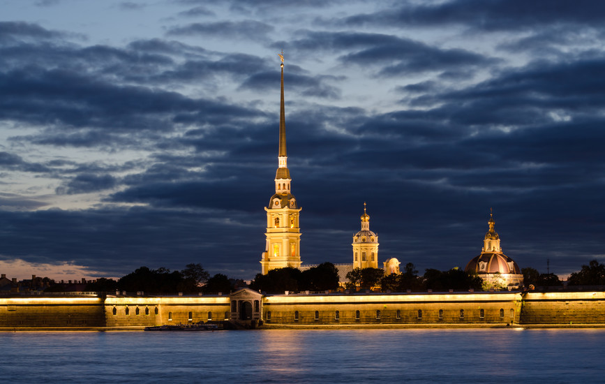 Image result for Peter and Paul Fortress