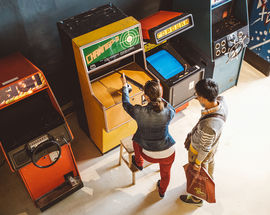 Soviet Arcade Games Museum