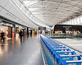 Airside Center at Zurich Airport