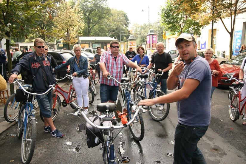 Cruising Krakow Bike Tours Bike Rentals