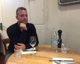 Alex Kühn, Zurich's restaurant expert