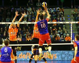 BR Volleys v. Fakel Novy Urengoy
