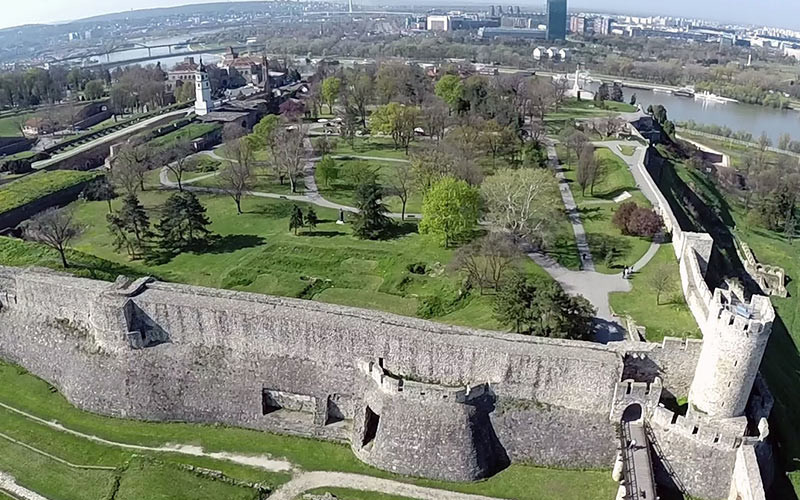 Belgrade Fortress Sightseeing Belgrade