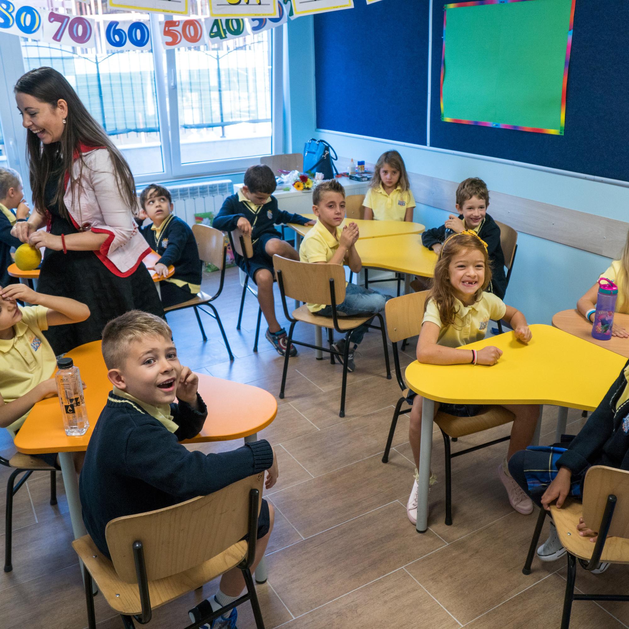 Schools Education3 18 19south Haven: British School Of Sofia Primary School