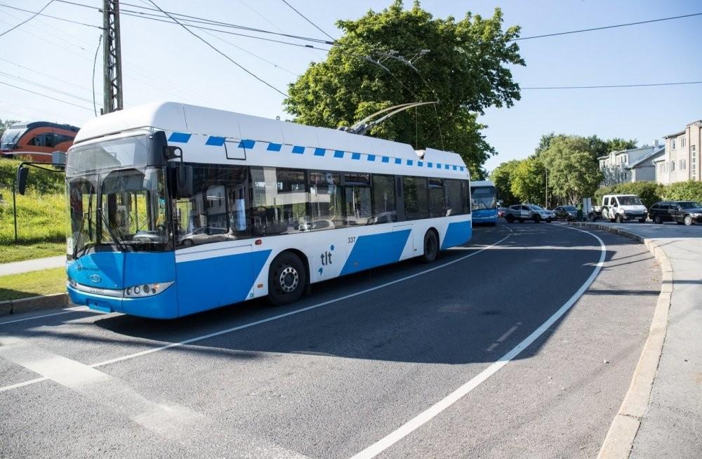 fcca3863d39 Public Transport. Tallinn's public transportation ...