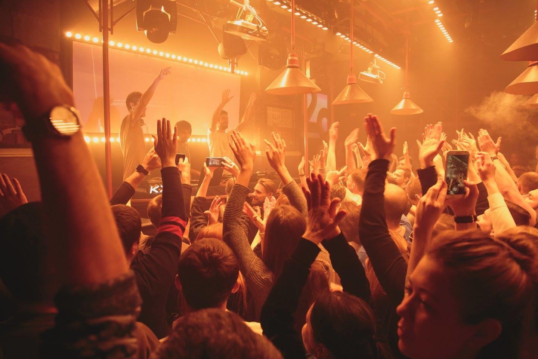 Propaganda клуб в москве музыка ночных клубов по всему миру