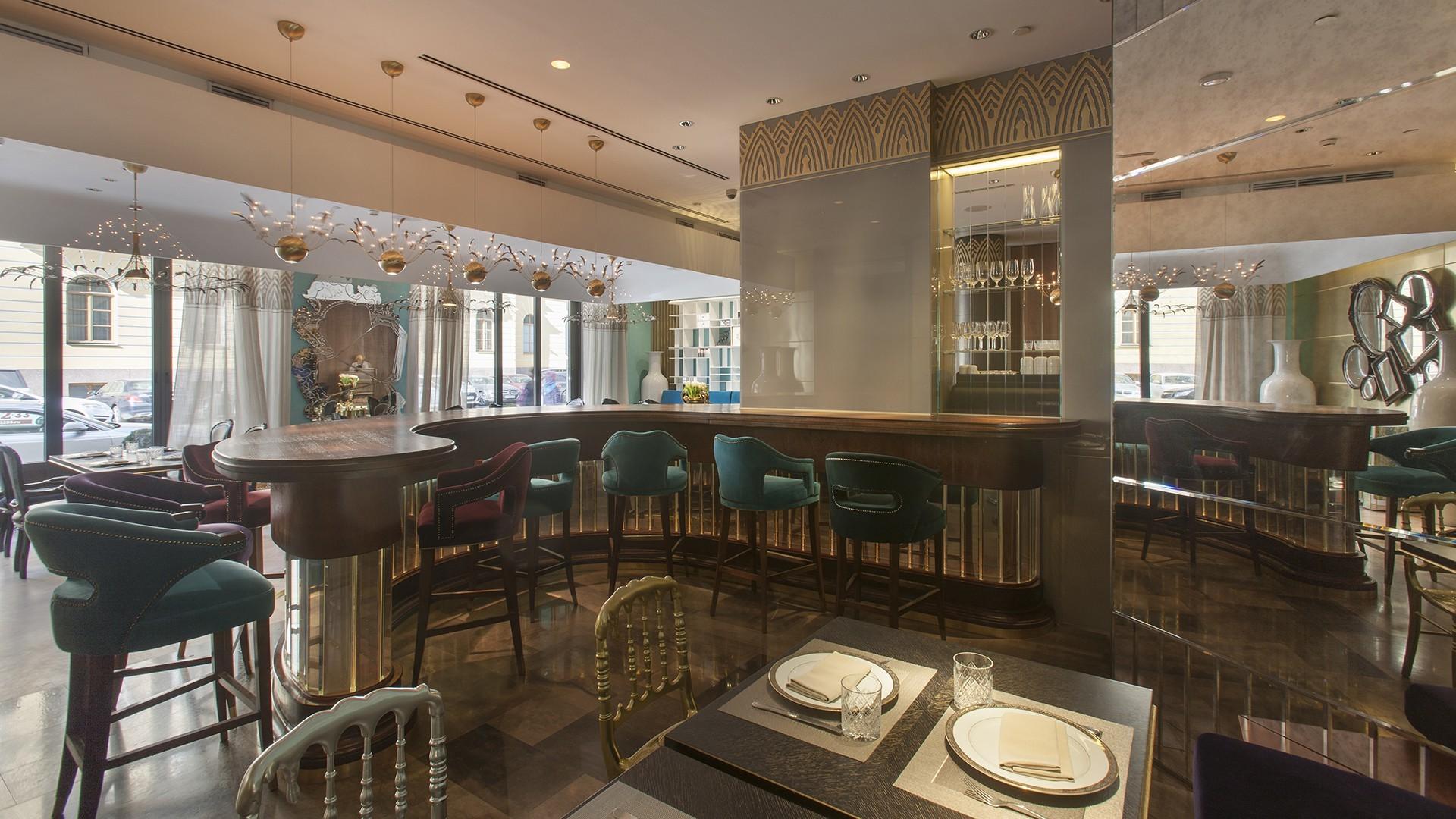 Restaurant Kokoko in Petersburg: menu, photo, address and reviews 38