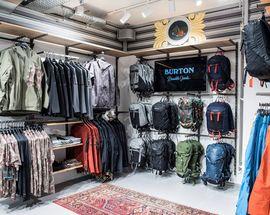 Burton Store Zürich
