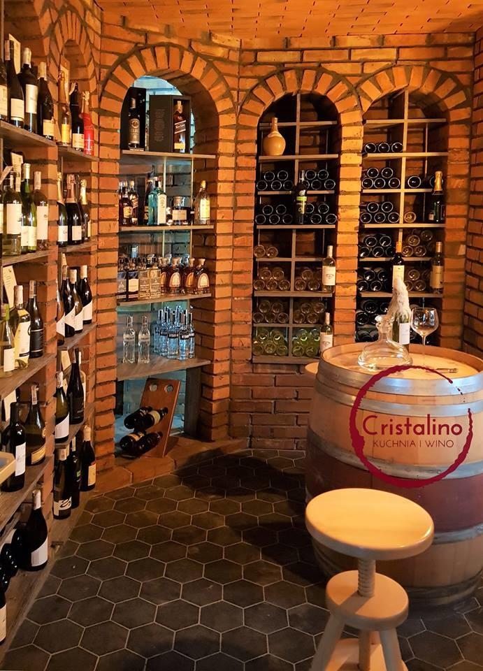 Cristalino Kuchnia I Wino Restaurants Cafes Tarnow