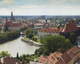 Wrocław's Islands & Waterways