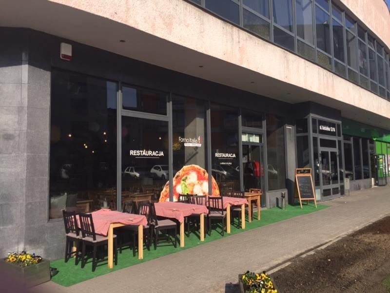 Forno Italia Restaurants Poznan