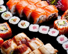 Zindo Sushi Korean-Japanese Restaurant