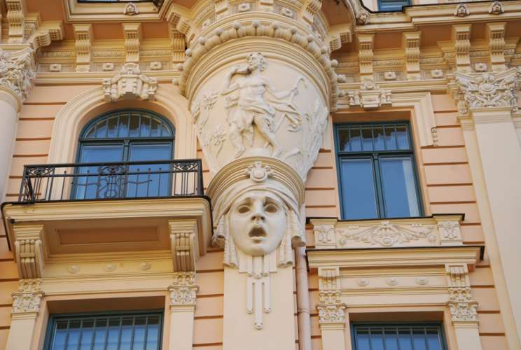 Art Nouveau Architecture 11232v on art deco architecture gallery