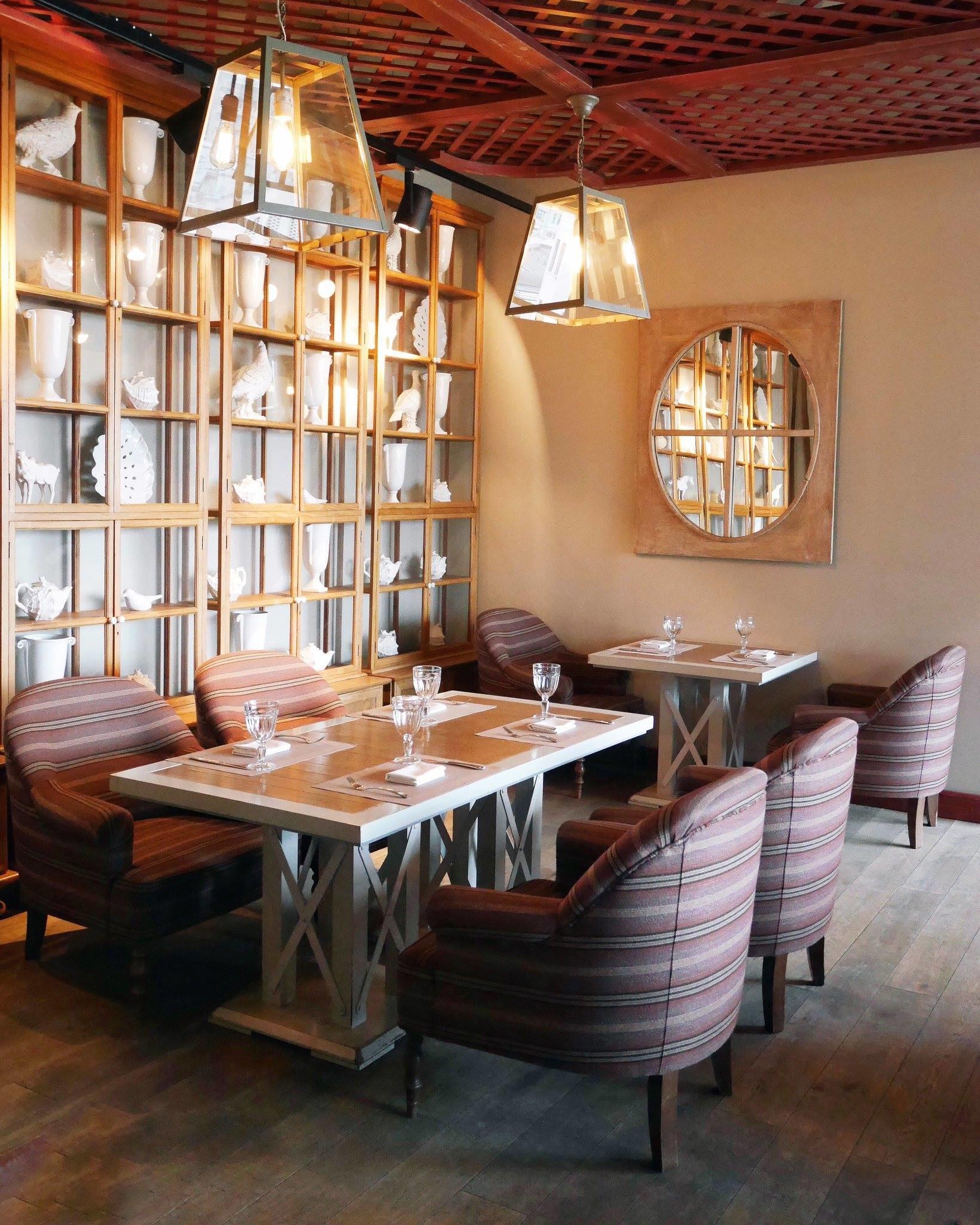 Balkon Restaurants Cafes Moscow