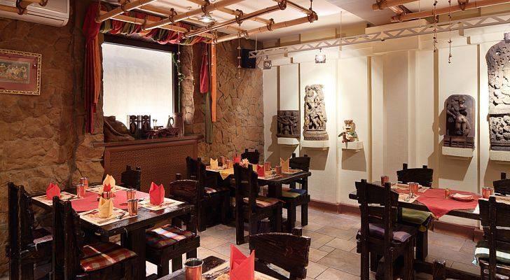 Khajuraho Restaurants Cafes Moscow