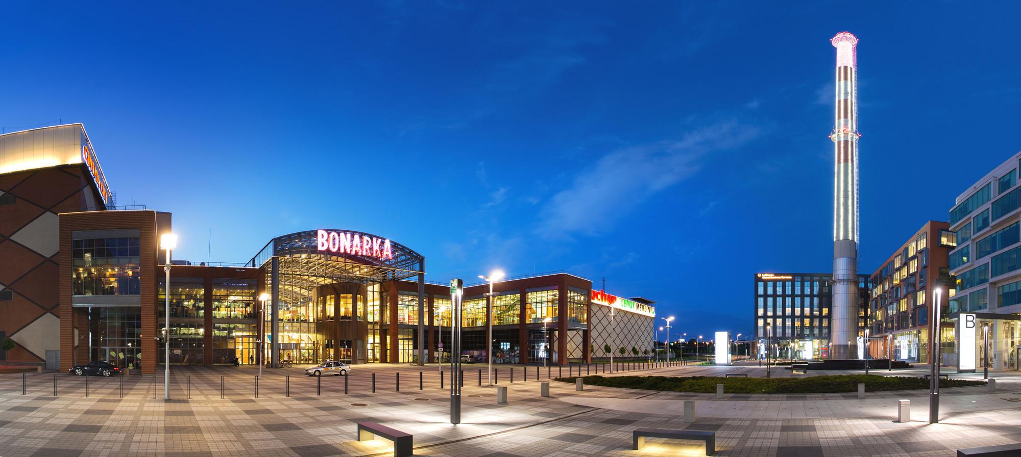 Bonarka Shopping In Krakow Krakow