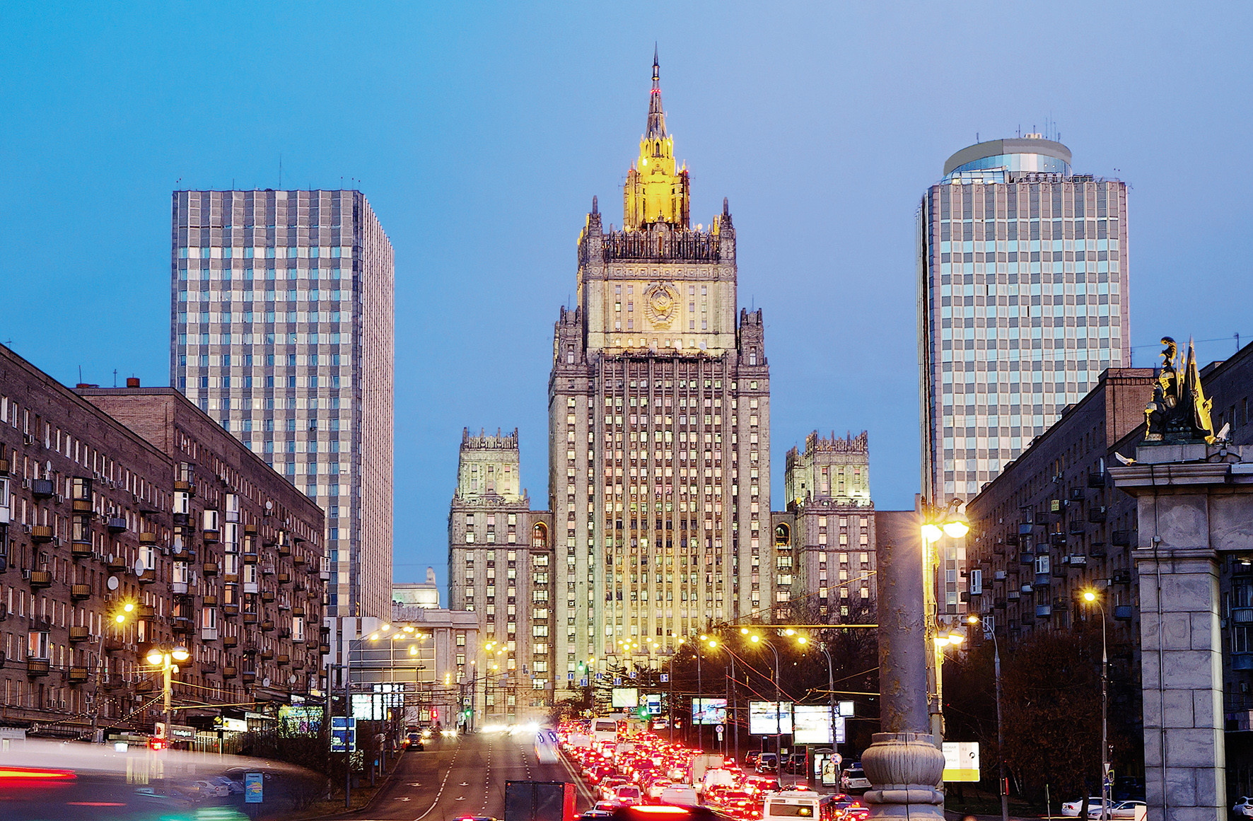 Why are new buildings in the Moscow region are very popular