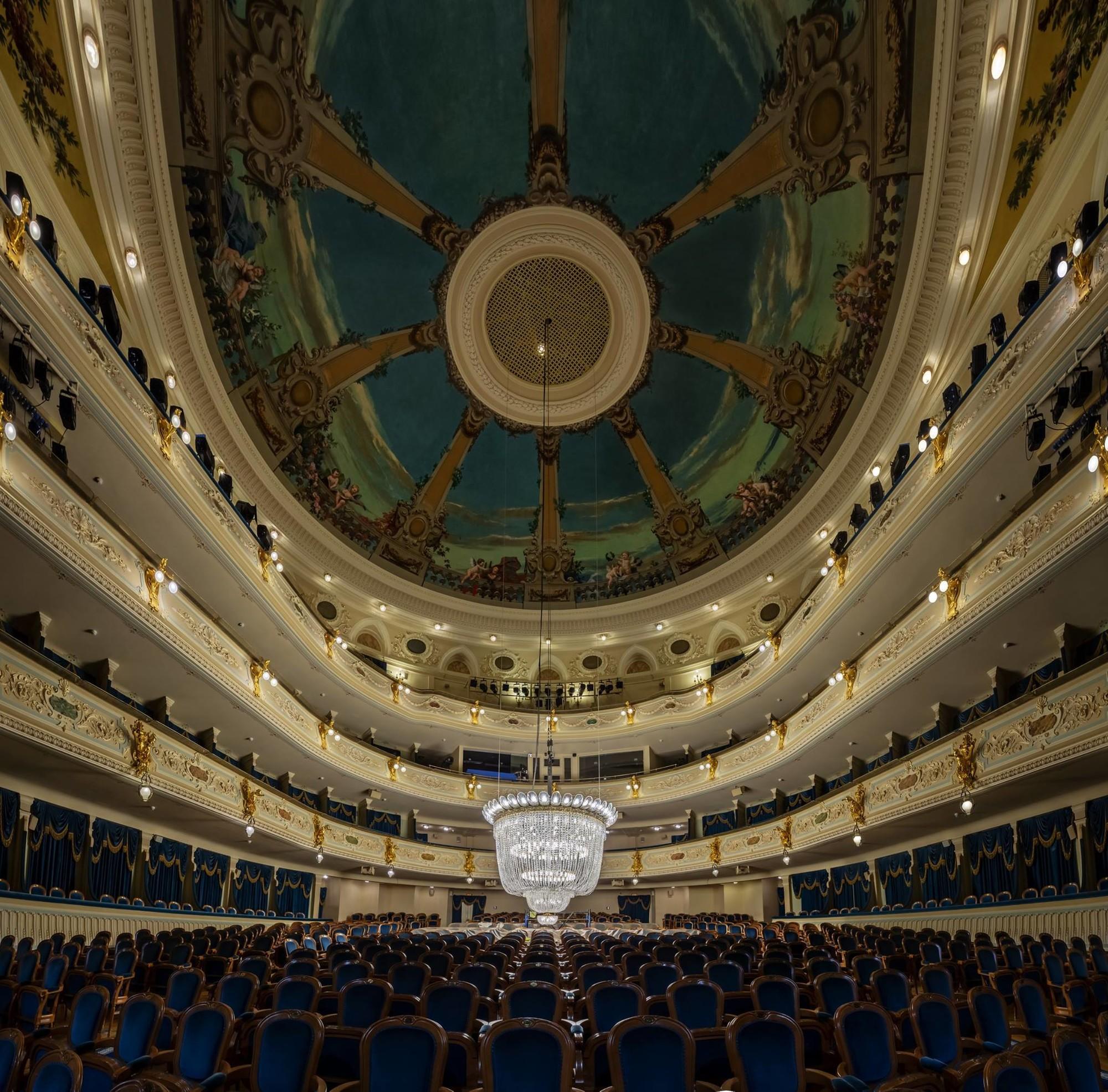 Tovstonogov Bolshoi Drama Theater | Event Venues | St Petersburg