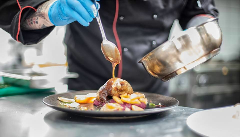 Kuchnia Wandy Restaurants Poznan