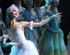 Ballets Cinderella and the Nutcracker