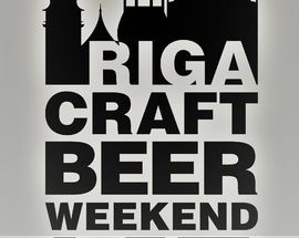 Riga Craft Beer Weekend (CANCELLED!)