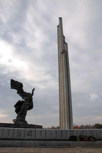 Soviet Victory Monument  Sightseeing  Riga