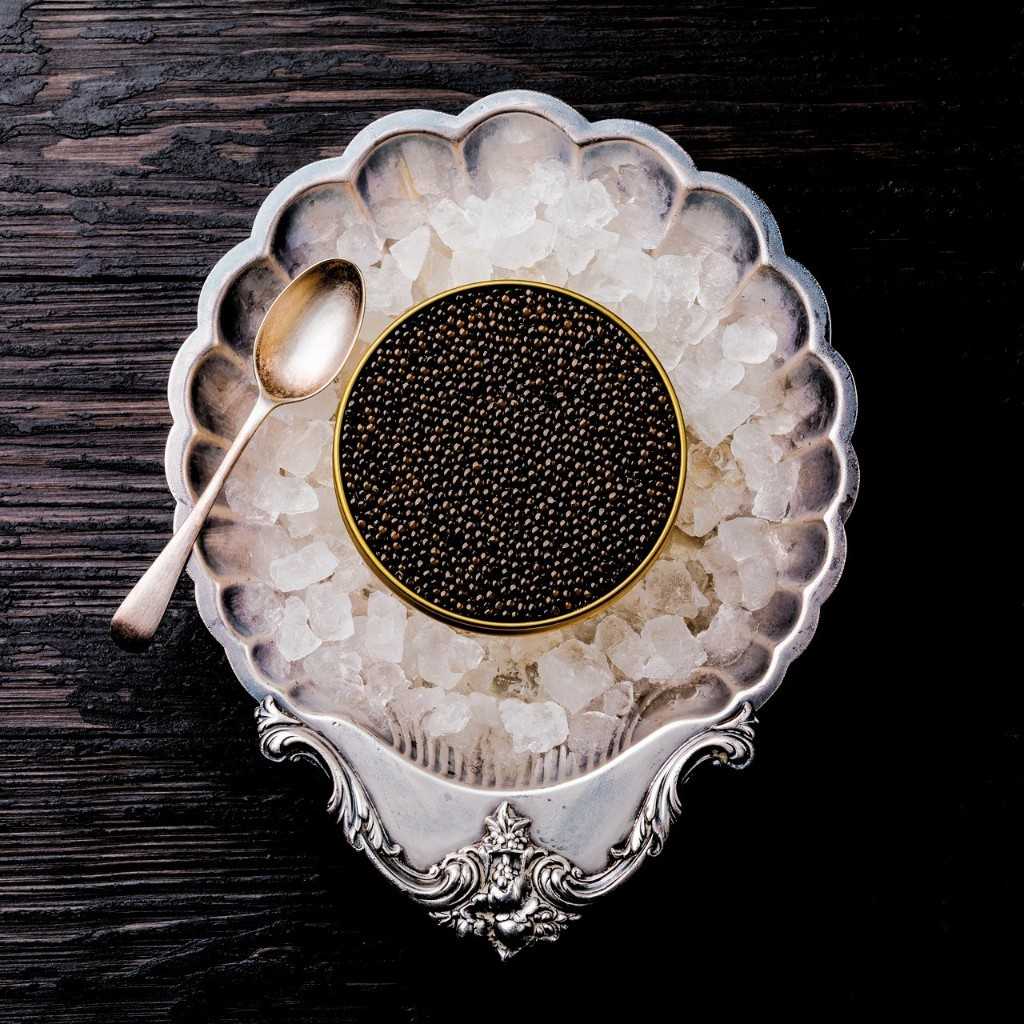 Caviar Wednesdays at Severyanin restaurant