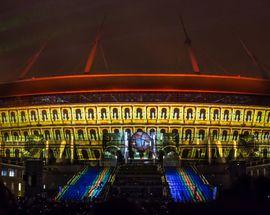 St. Petersburg Light Festival