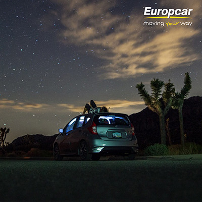 Europcar Getting Around Sofia