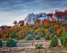 The Jura Upland: Castles & Catholic Pilgrimage Sites