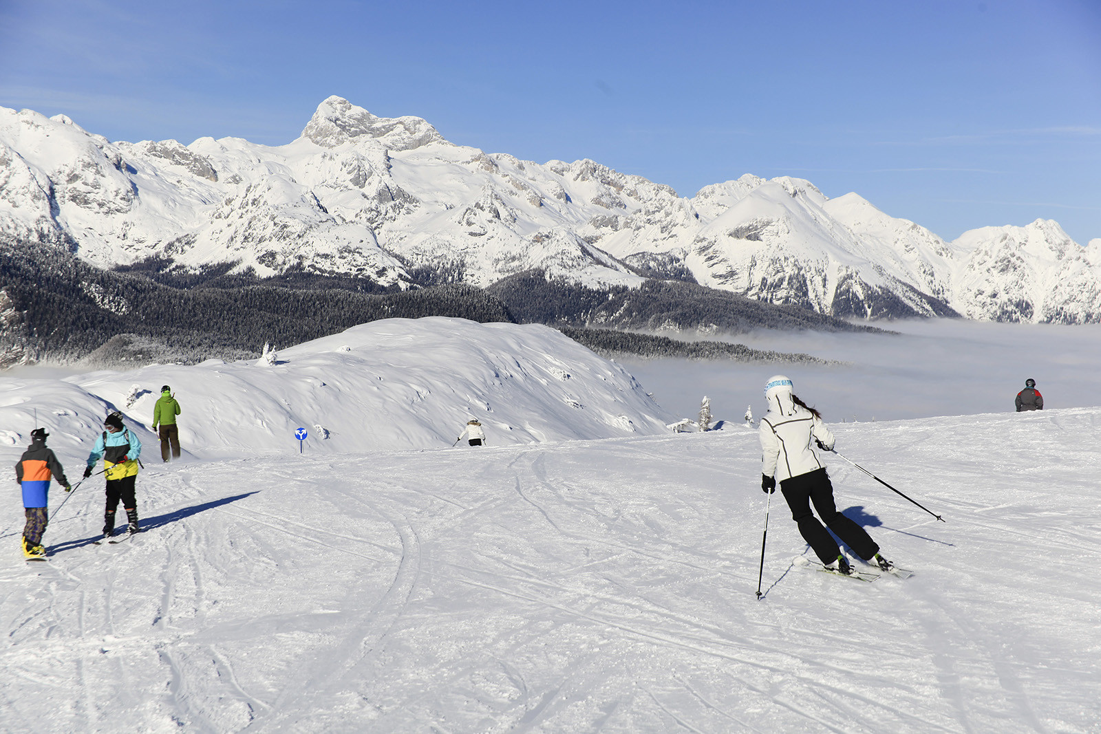 joys of winter: slovenia's best ski resorts