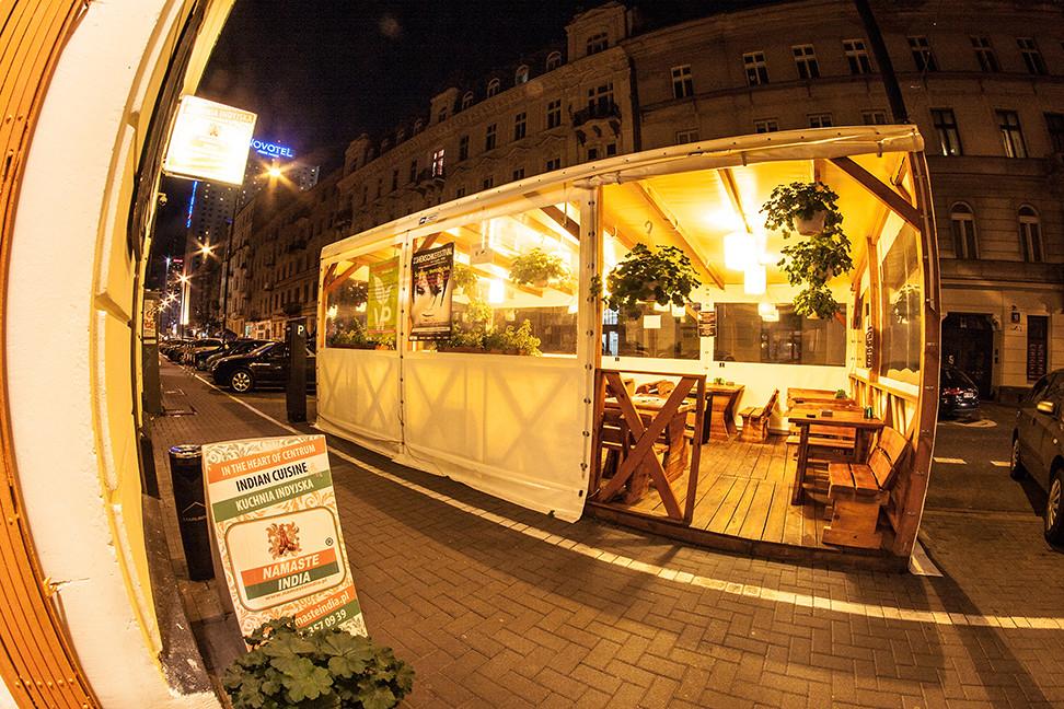Namaste India Restaurants Warsaw