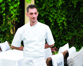 Interview with Giuseppe Davi, chef at the restaurant Semifreddo