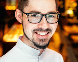 Interview with the chef Ilnaz Iskakov