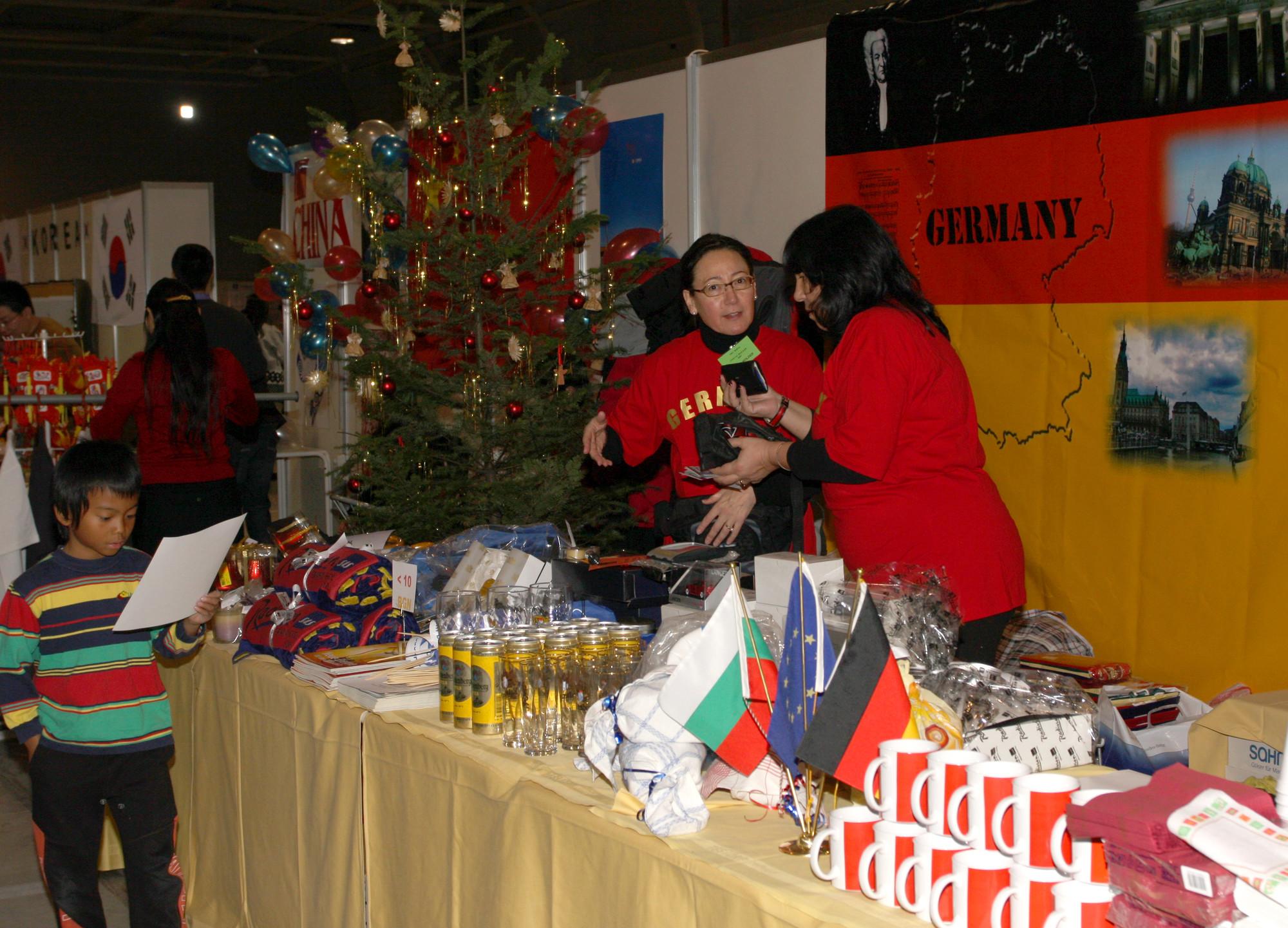 International Women's Club Annual Charity Bazaar Sofia