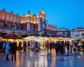 Market Square Christmas Fair