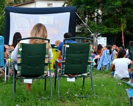 Summer Cinema in the Park 2019