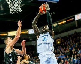 Lithuanian Basketball League: Neptūnas v Juventus