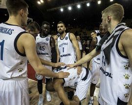 Lithuanian Basketball League: Neptūnas v Nevėžis