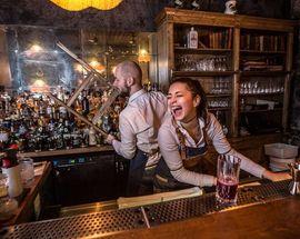Michalska Cocktail Room