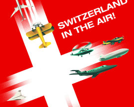 Switzerland in the air!