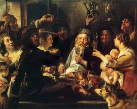 Jacob Jordaens: Paintings and Drawings from Russian Collections