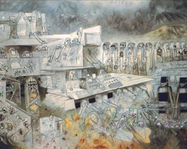 Roberto Matta and the Fourth Dimension