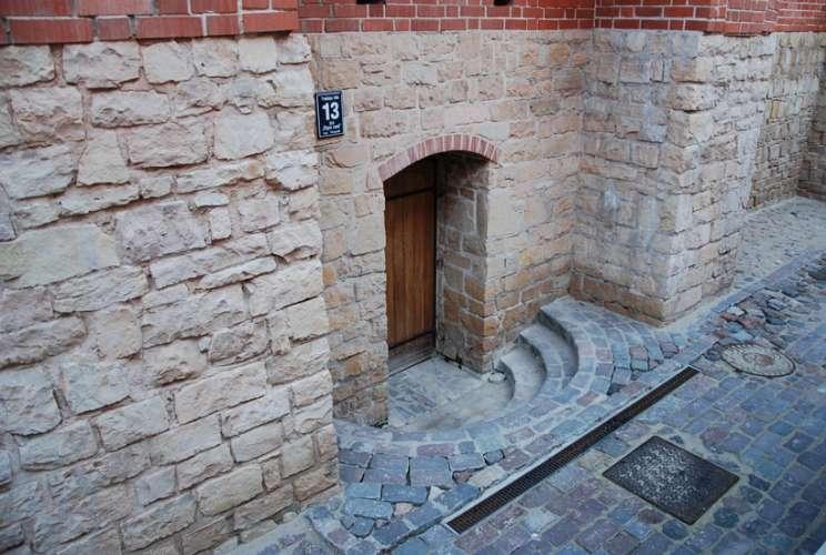 Old City Walls & Swedish Gate  Sightseeing  Riga