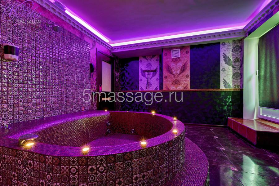 массажный клуб москва