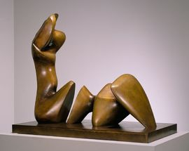 Power of Nature. Henry Moore in Poland
