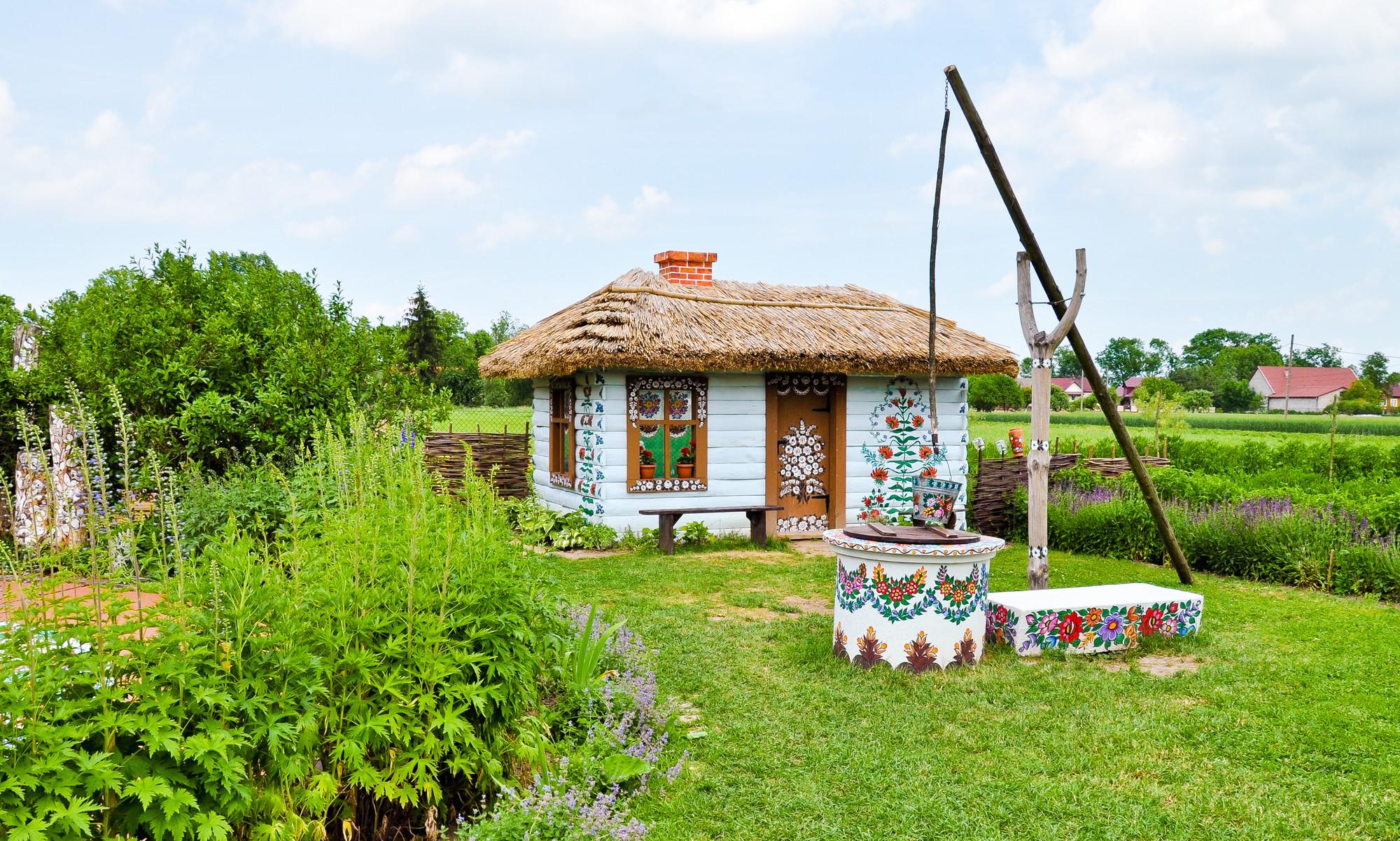 Zalipie: The Painted Village | Polish Folk Art