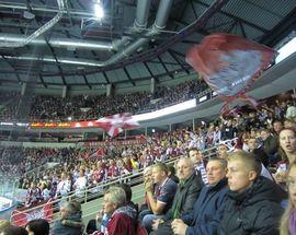 Euro Hockey: Latvia vs. Russia