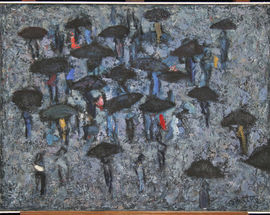 Selection of art works by Đuro Pulitika from the Dubrovnik Art Gallery Collection