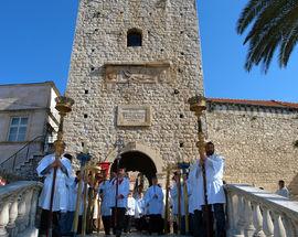 Holy Week in Korčula